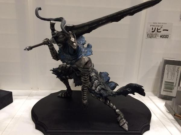 Rpg Site On Twitter Quot A Figure Of Knight Artorias From