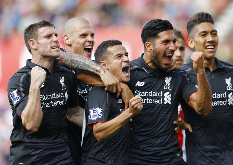 Video: Stoke City vs Liverpool