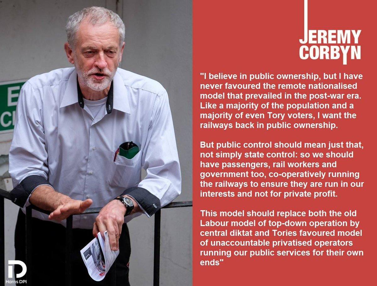 Statement from Jeremy Corbyn on public ownership #Corbyn4Leader ► http://t.co/KzUwoLYiDs