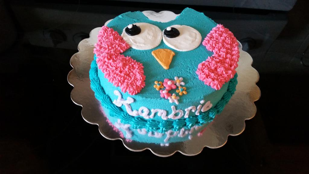Tremendous Krista Quick On Twitter Owl First Birthday Cake 1Stbirthday Funny Birthday Cards Online Fluifree Goldxyz