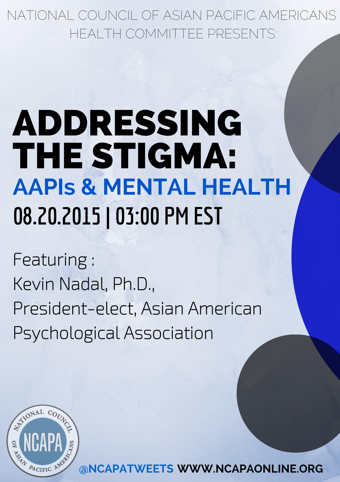 Aas And Nhpis And Mental Health Webinar National Council Of Asian