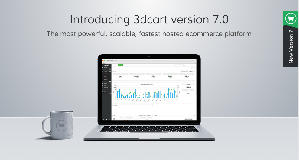 BIG Things are coming! Check out the exciting new features in 3dcart 7.0: http://t.co/b3iUElNq74 #eCommerce http://t.co/dHE3EOuPjl