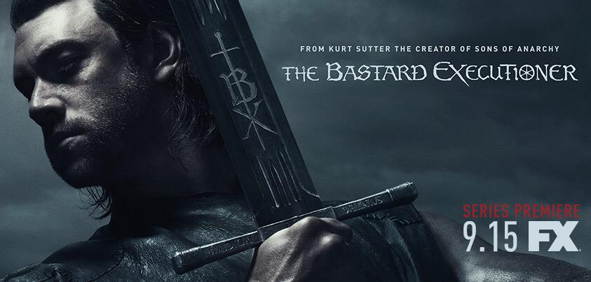 There will be blood! @TheBastardEx debuts with a two-hour premiere on Tuesday, Sept. 15 on FX! SO EXCITED. http://t.co/LKgDjItS8n