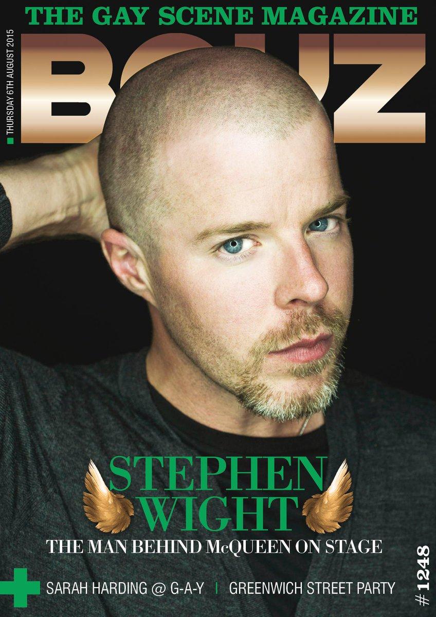 stephen wight actor