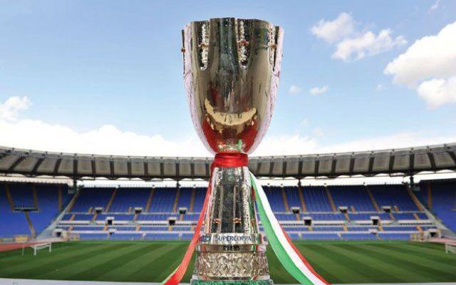 Juventus Lazio Streaming Rojadirecta Diretta Rai Oggi Supercoppa italiana 2015