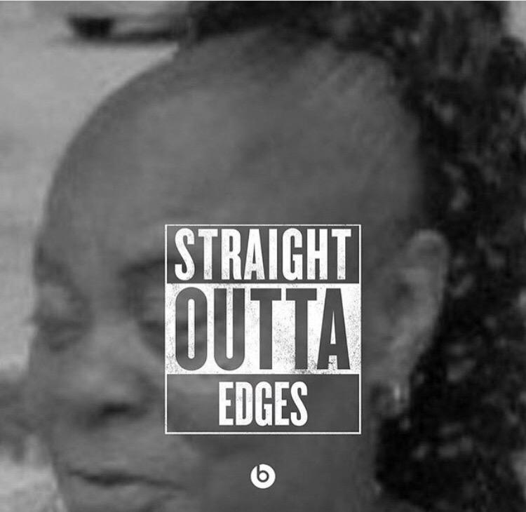 Who did this? #StraightOutta http://t.co/NdcE3fM7Kr