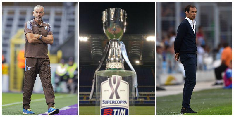 Juventus Lazio info Streaming Diretta TV Rojadirecta Supercoppa Italiana