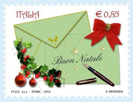 Auguri Di Natale Anni 50.Svizzera Cartolina Di Auguri Di Natale Impiega 50 Anni Per