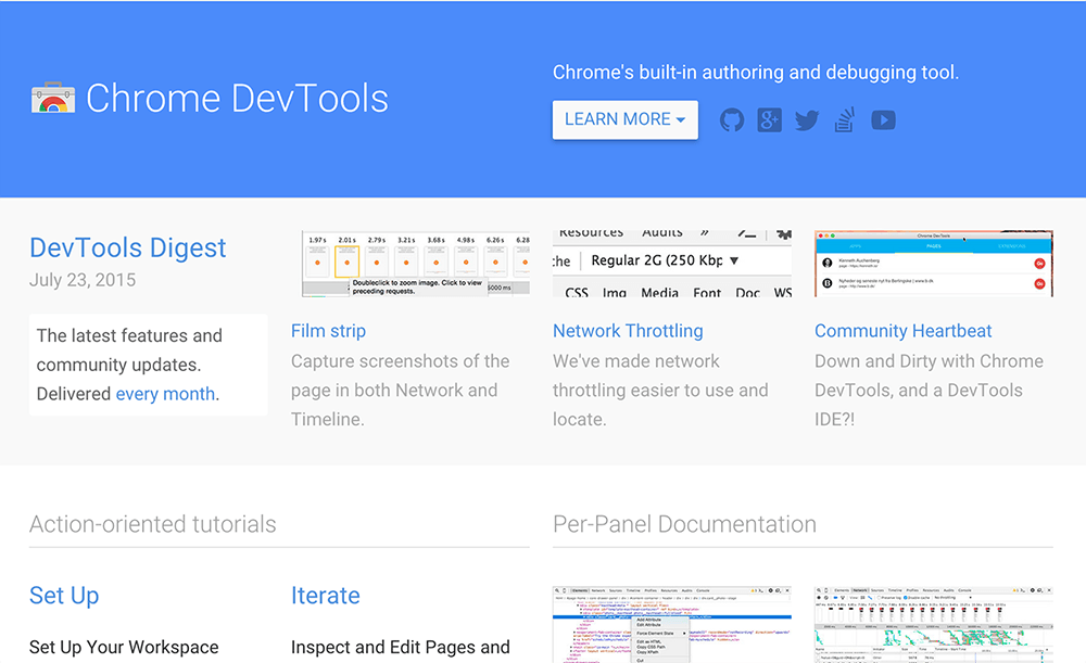 Chrome DevTools on Twitter: