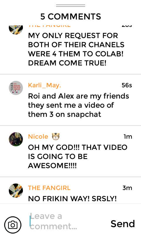 Bonnie Woods On Twitter Alexwassabi Roiwassabi Therealryanhiga Slopsmcgee These Are People S Comments On That Picture From The Teehee App Http T Co Knbqliqjtp