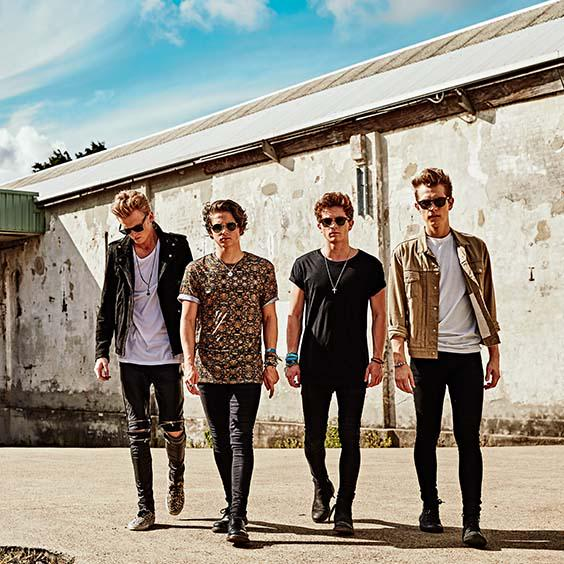@TheVampsband are performing TONIGHT @clubnokia. Doors are at 6pm. See you there! http://t.co/TCI9v0mZqB