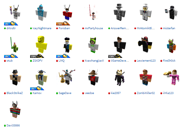"Roblox Names: Lewis On Twitter: ""To Be Honest, I Am Friends With So Many"