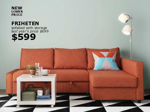 Friheten Ikea ikea schaumburg on lower price friheten sofabed was