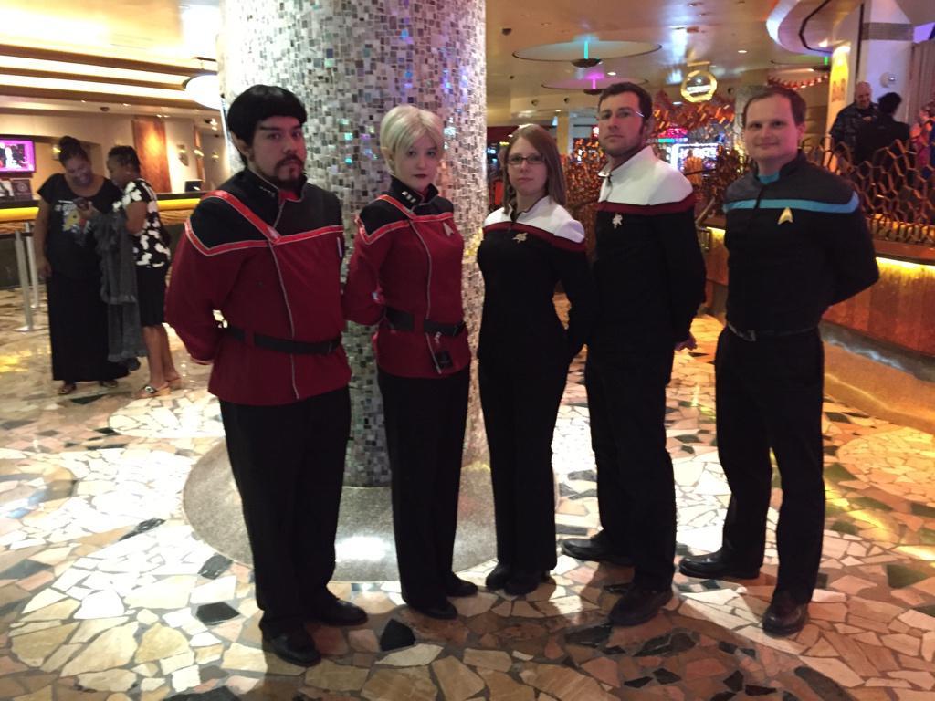 Odyssey group uniform shot!! @trekonlinegame #stlv http://t.co/dBnnRvY2tk