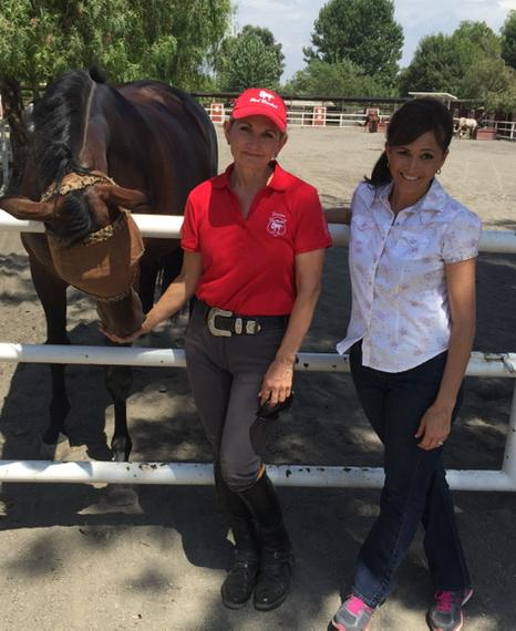 """People Helping Each Other: Kathy Vara On Twitter: """"@redbuckethorses Horses And People"""