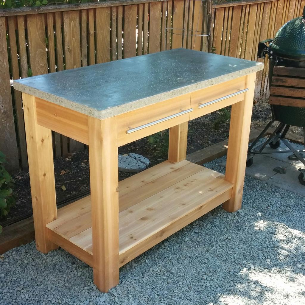 """Ryan Pizzuto On Twitter """"i Made A Thing Outdoor Kitchen. L Desks For Gaming. White 3 Drawer Dresser. Nursery Chest Of Drawers. Multi Monitor Computer Desk. Pipe Desk. Cream Console Table. Table Top Arcade. Trading Desk Jobs"""