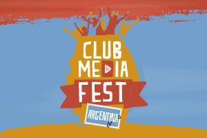 #ClubMediaFestCl 3 y 4 de octubre  #ClubMediaFestAr 11 y 12 de octubre  Arrancamos una gira por todo el continente. http://t.co/HnjEsk6GXU
