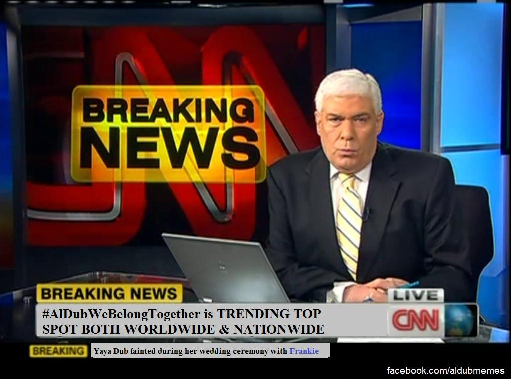 "CNN World News Picture: MAIDEN NATION On Twitter: ""ANOTHER BREAKING NEWS"