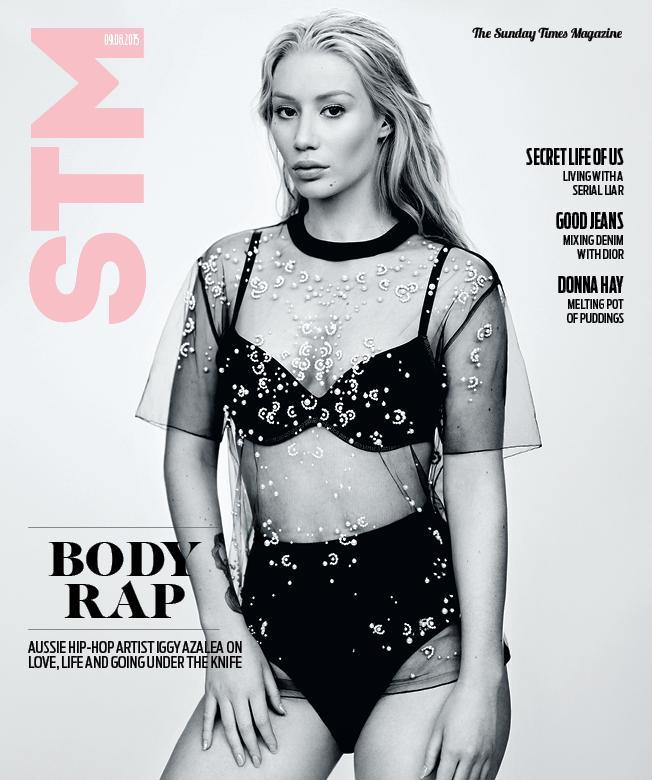 Iggy Top Model >> Photoshoots y carrera como modelo - Página 4 CL4oaOsXAAEaI0Q