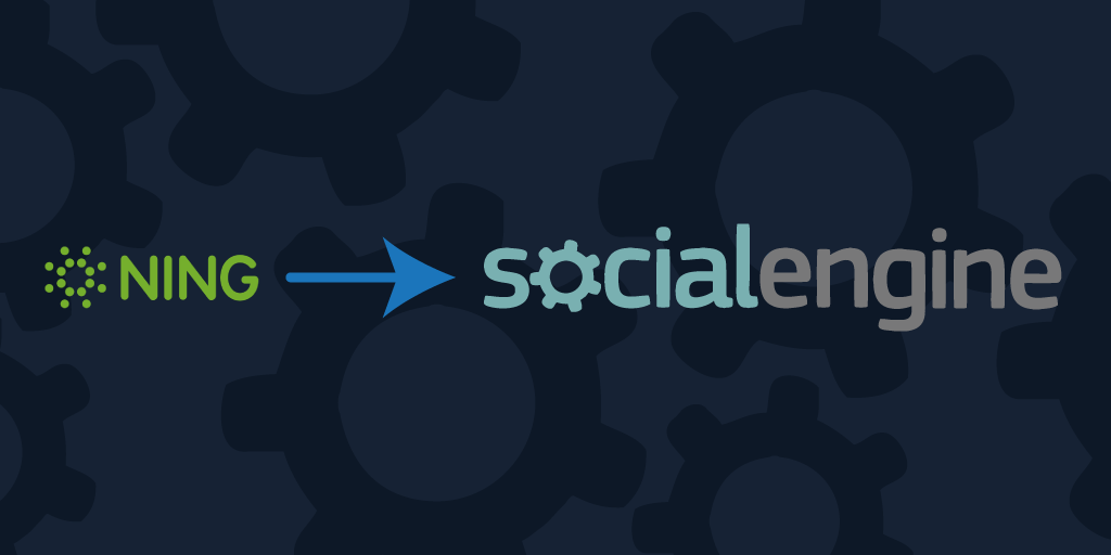 Looking at #SocialEngine as a Ning alternative? Get started today: http://t.co/WZo9ypIykL  #BrandedCommunity #Ning http://t.co/NwFEqxGgCf
