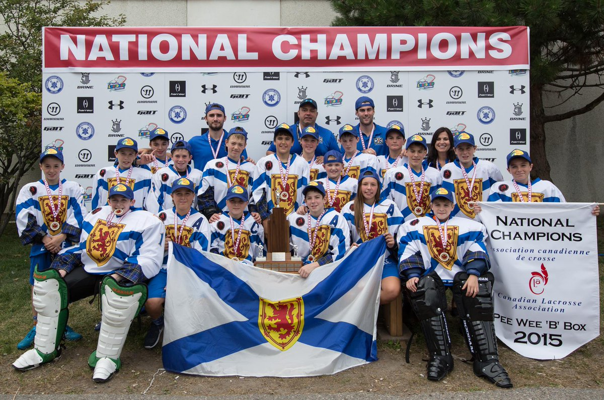 Ecjll And Lacrosse Nova Scotia