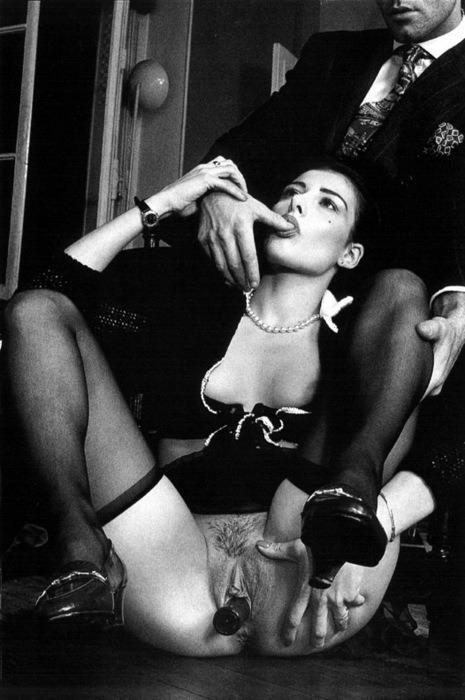 черно белое порно фото ретро
