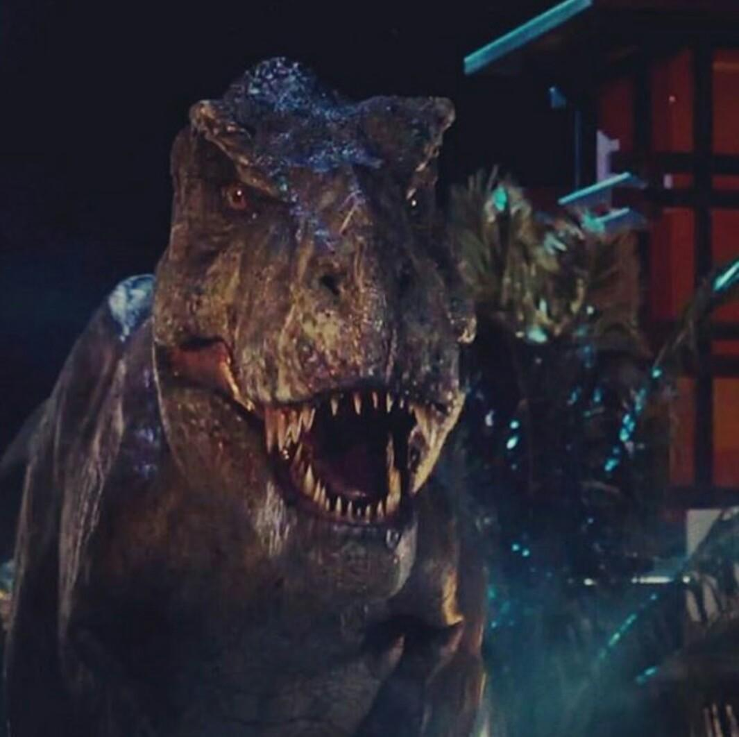 "Jurassic World 3 On Twitter: ""What Was Your Immediate"
