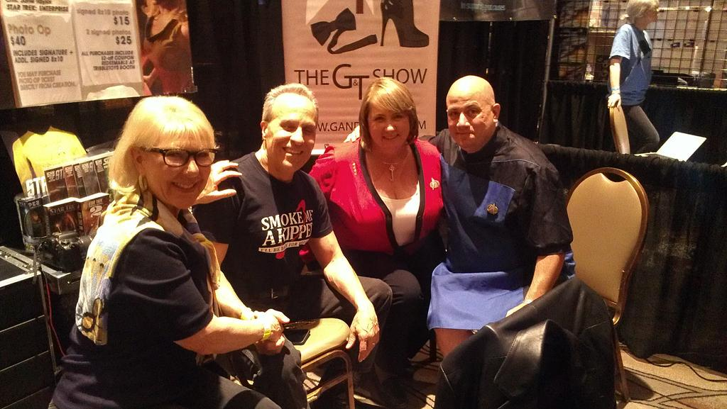 G & T Show STLV 2015 Coverage – Doug Drexler Interview