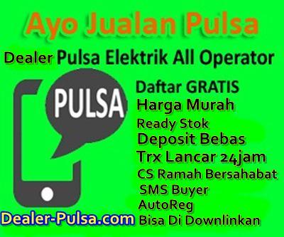 Image Result For Dealer Pulsa Elektrik Terpercaya