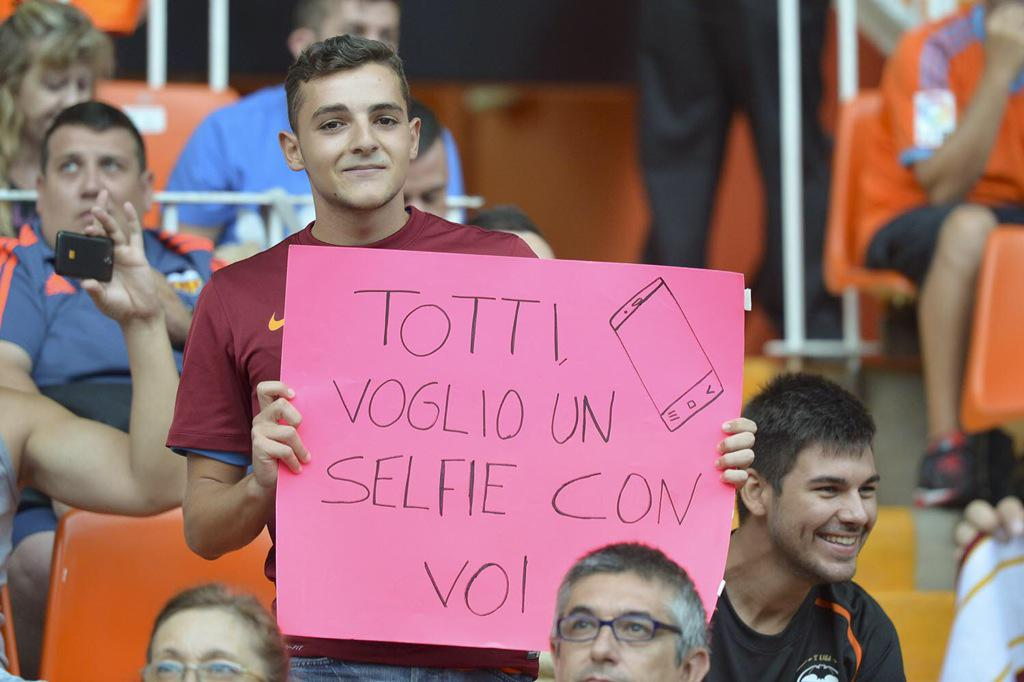 VALENCIA-ROMA info Streaming calcio oggi in Diretta Tv Sky