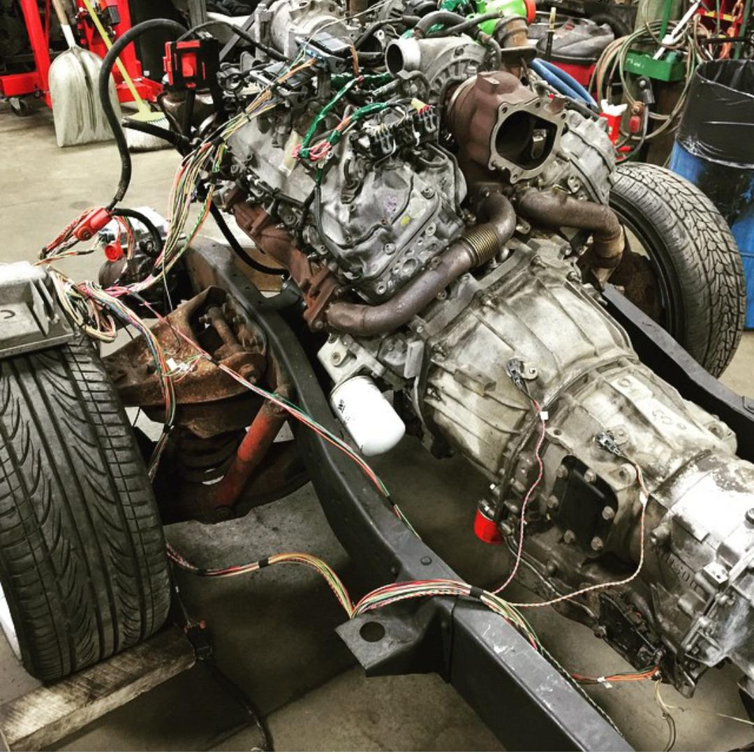 "Emig Performance on Twitter: ""C10/LB7 duramax swap in the ..."
