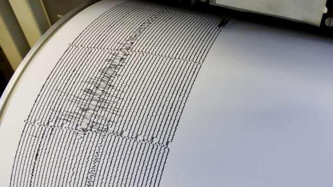 Scosse di terremoto oggi alle Eolie vicino Isola di Alicudi