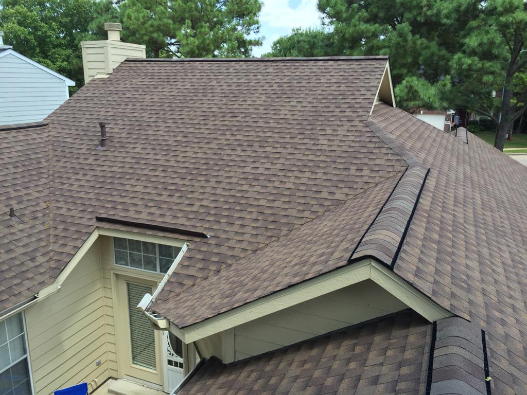 Craddock Roofing On Twitter Quot Gaf Timberline Hd Barkwood