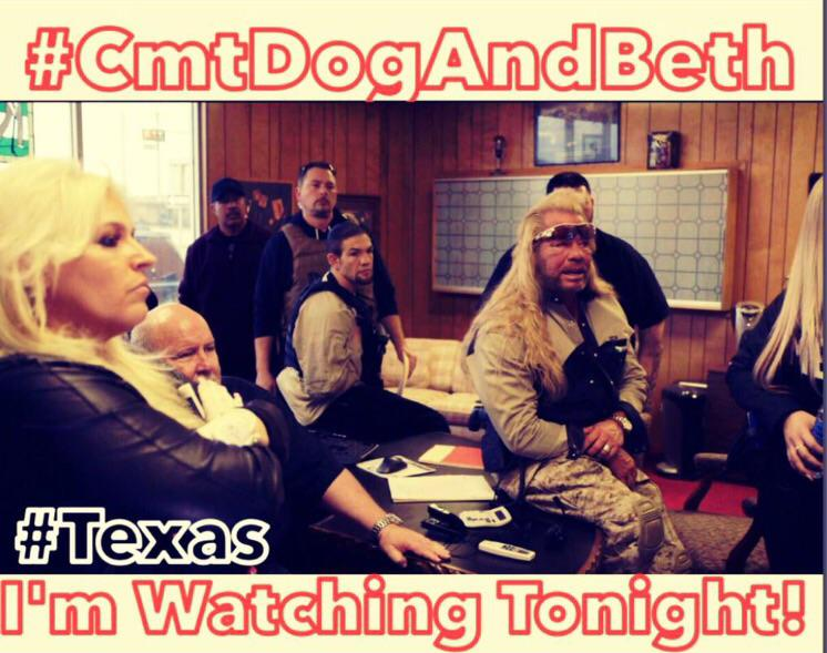 Tune in!!!! My close friend and her family going up right now! #friendssupportfriends #CMTDOGandBeth on @CMT 9/8 http://t.co/QqTbCC14lW