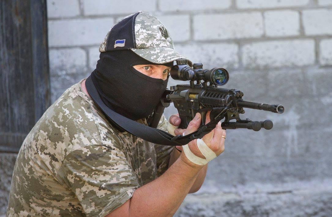 Возле Мариуполя боевики произвели массированный обстрел сил АТО, возобновилась воздушная разведка, - пресс-офицер Чепурной - Цензор.НЕТ 7101
