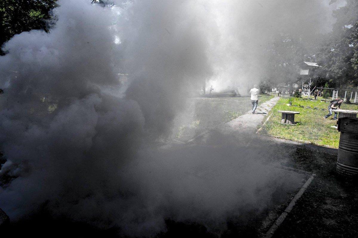 Возле Мариуполя боевики произвели массированный обстрел сил АТО, возобновилась воздушная разведка, - пресс-офицер Чепурной - Цензор.НЕТ 915