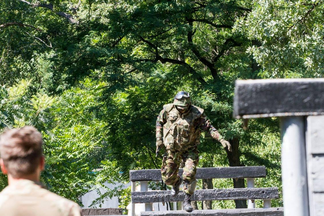 Возле Мариуполя боевики произвели массированный обстрел сил АТО, возобновилась воздушная разведка, - пресс-офицер Чепурной - Цензор.НЕТ 4717