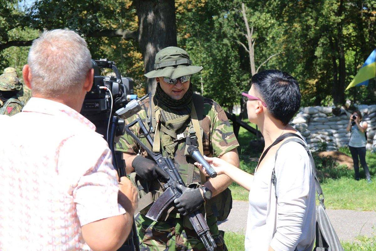 Возле Мариуполя боевики произвели массированный обстрел сил АТО, возобновилась воздушная разведка, - пресс-офицер Чепурной - Цензор.НЕТ 60
