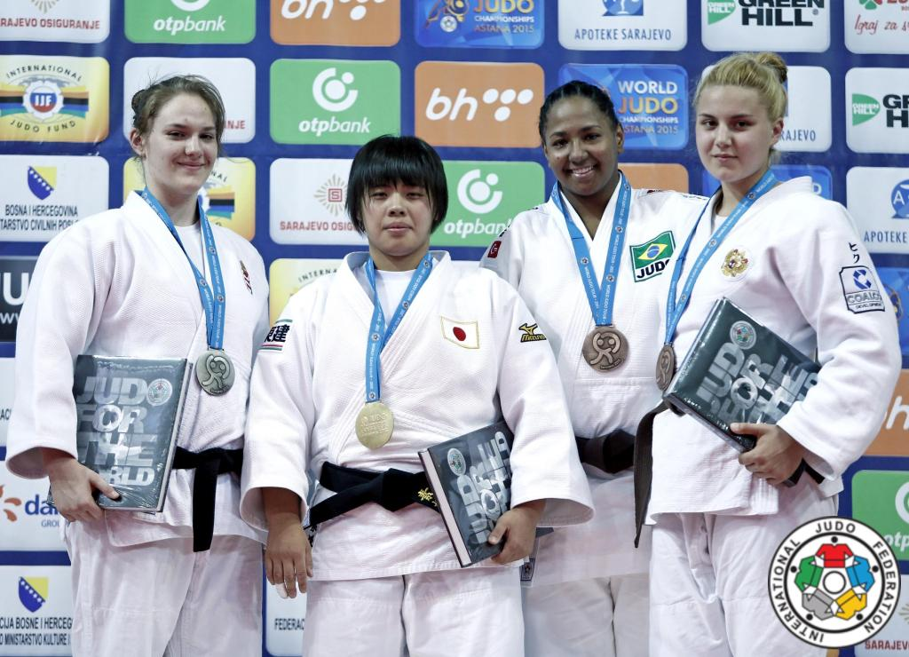 Sone Akira captured the fourth gold medal for Japan at the Cadet Worlds last day in Sarajevo. http://t.co/ukeSGOtIw2 http://t.co/nMpMNELcLc