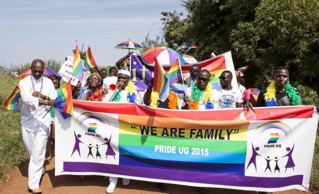 Thumbnail for Uganda Pride 2015
