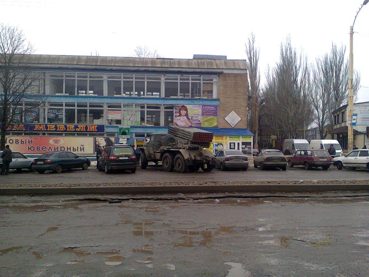 ОБСЕ о поджоге транспорта: Кто-то хочет, чтобы миссия перестала говорить о происходящем в Донецке - Цензор.НЕТ 4881