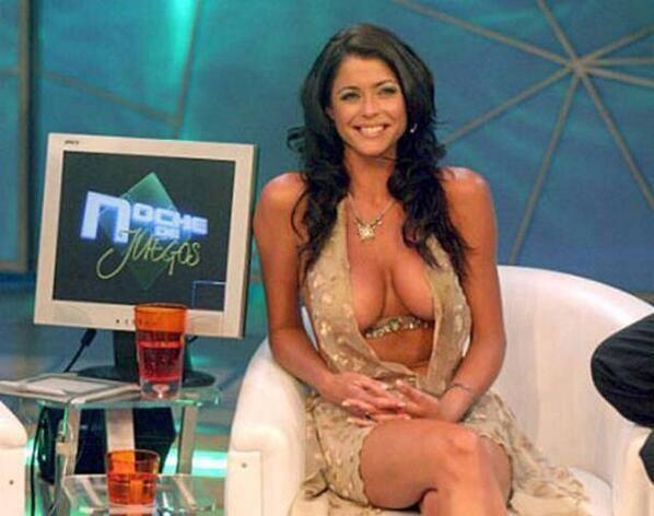 pamela david the italian match of the day presenter