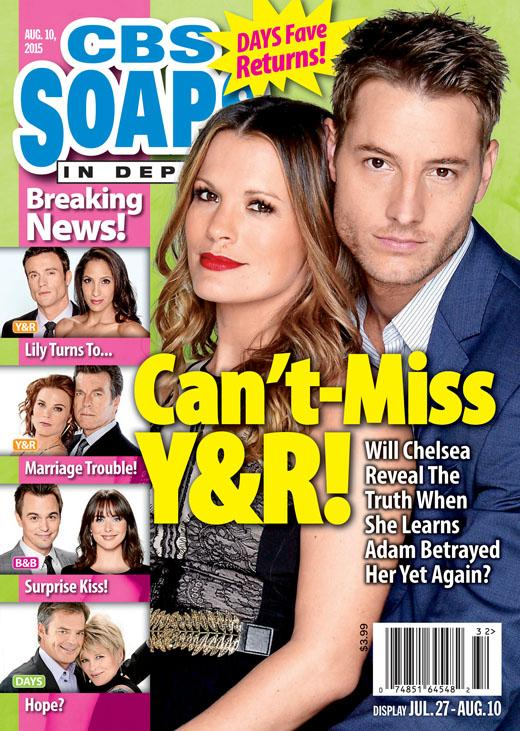 If you think Chelsea and Adam should be together, RT. If you think they should call it quits, favorite. #YR http://t.co/bciPLS6BYA
