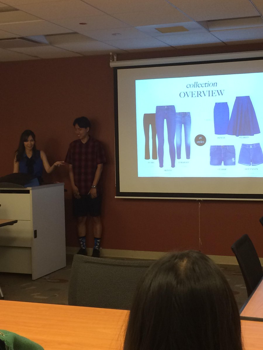 Fit S Cps On Twitter Esl Fashion Business Students Present Final Projects Fashion Design Promotion Http T Co Fsjszvsaca Fithottopics Http T Co Lakfq61by9