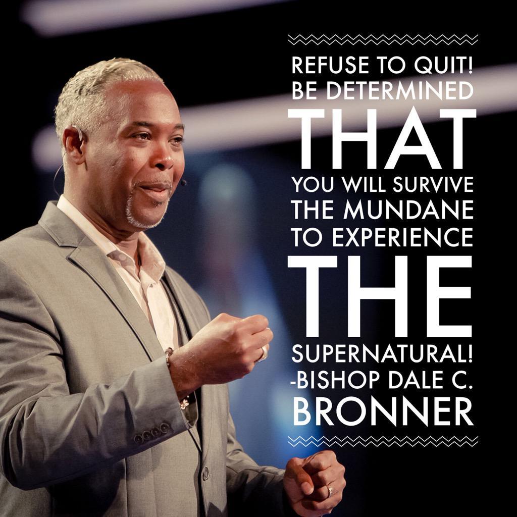 Refuse to quit!