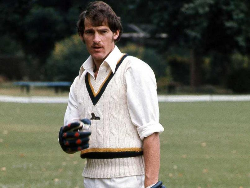 RIP Clive Rice.  Superbly talented & tough all-round cricketer. SA's apartheid ban robbed him of great Test career. http://t.co/vtnIOgJO70