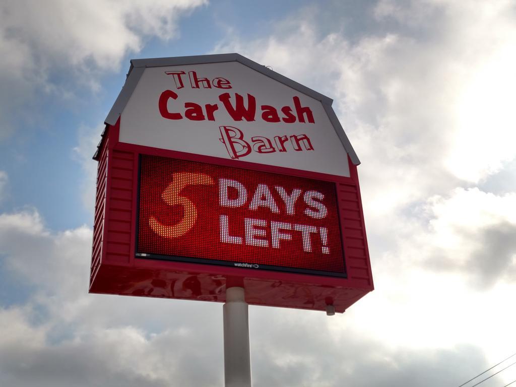 Car Wash Barn >> The Car Wash Barn On Twitter Pflugerville Austin Round