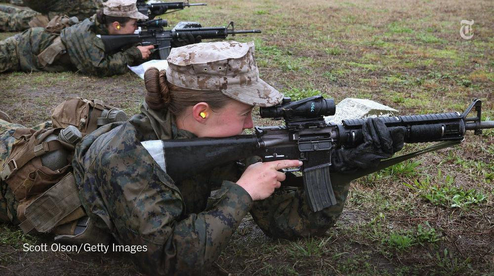 Lt. Col. Kate Germano argues for tougher standards for female Marines. Share your views: http://t.co/2ATIkTvJgN http://t.co/W7AnpR2Gjv
