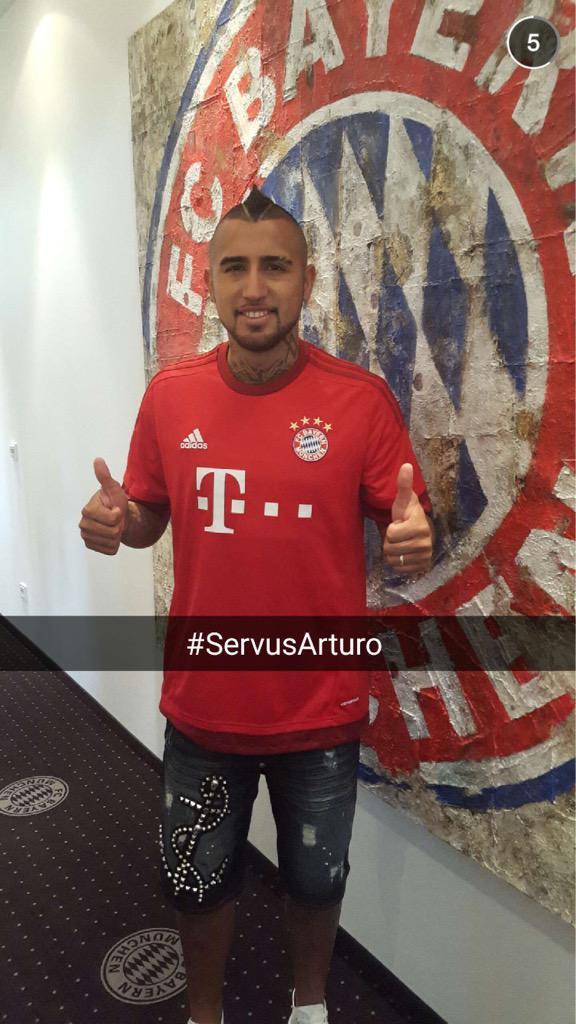 [23] [Mittelfeld] Arturo #Vidal - Page 4 CLAWitbWwAAIzzg