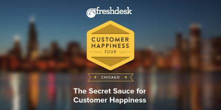 Thumbnail for Customer Happiness Tour - Chicago - 29 Jul 15